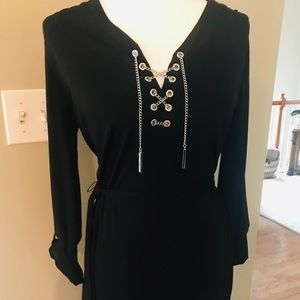 Michael Kors beautiful black dress